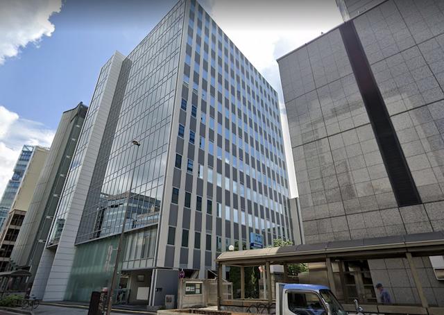 競艇リッツ(RITZ)の特商法に基づく表記の所在地に建っていた渋谷グラスシティ