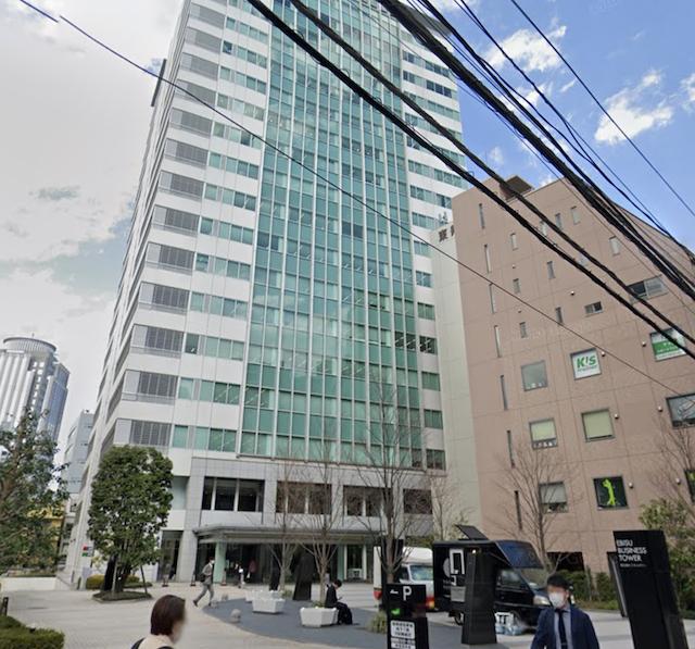 競艇BULLの特商法の住所にあった「恵比寿ビジネスタワー」
