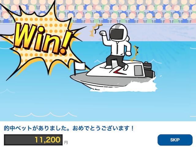 的中アニメーション1。11,200円。
